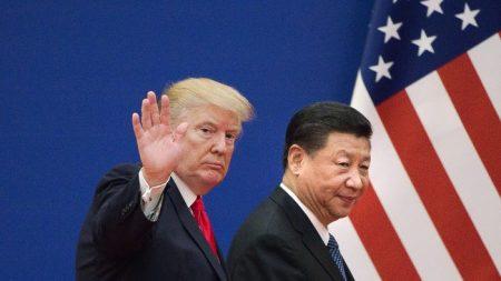 Trump dice que se puede llegar a un acuerdo con China, pero aumentará los aranceles si no ocurre