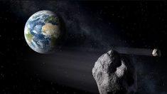 """Asteroides """"potencialmente peligrosos"""" pasarán el 10 y 12 de agosto cerca de nuestro planeta"""