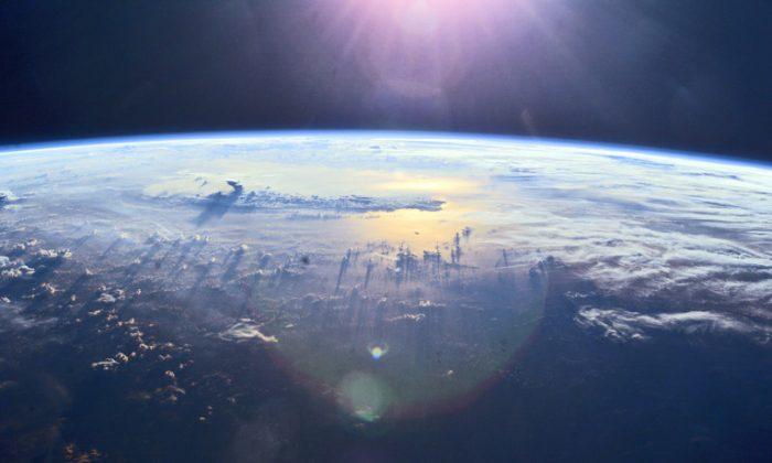 Foto de archivo de la Tierra desde el espacio. (NASA)