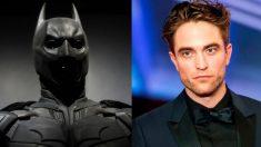 Confirman que Robert Pattinson será Batman en una nueva trilogía