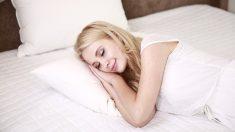 5 sugerencias para dormir mejor y que realmente funcionan. La #5 podría cambiar tu vida