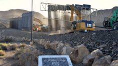 Veterano empieza a construir el muro fronterizo en Texas luego de recaudar USD 22 millones