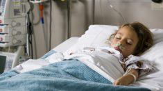 Le estaban dando el último adiós a su hija, pero se despierta diciendo que aun tiene mucho por hacer