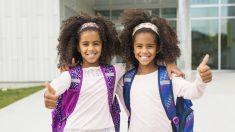 """La hermosa y """"extraña"""" mirada de estas gemelas las ha hecho famosas en las redes"""