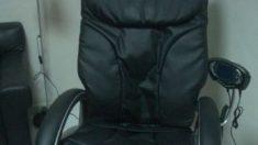 Silla de masajes en México arrancó los cabellos de parte de la cabeza de una menor de 13 años