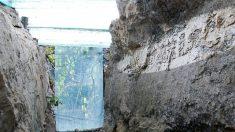 Difunden el 'mensaje oculto' en una roca de 270 millones de años pero eliminan una palabra clave