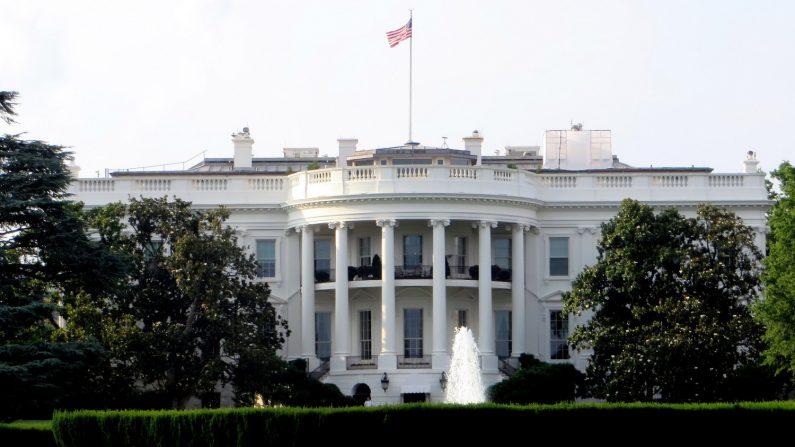 La Casa Blanca en Washington D.C (Créditos: Gunthersimmermacher/Pixabay)