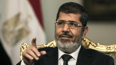Expresidente egipcio Mohamed Mursi muere declarando ante el juez por espionaje