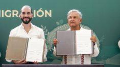 México invertirá USD 100millones en generar empleos en El Salvador para frenar la migración