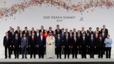 Xi Jinping le da la mano a Trump antes de la reunión tan esperada en el G-20