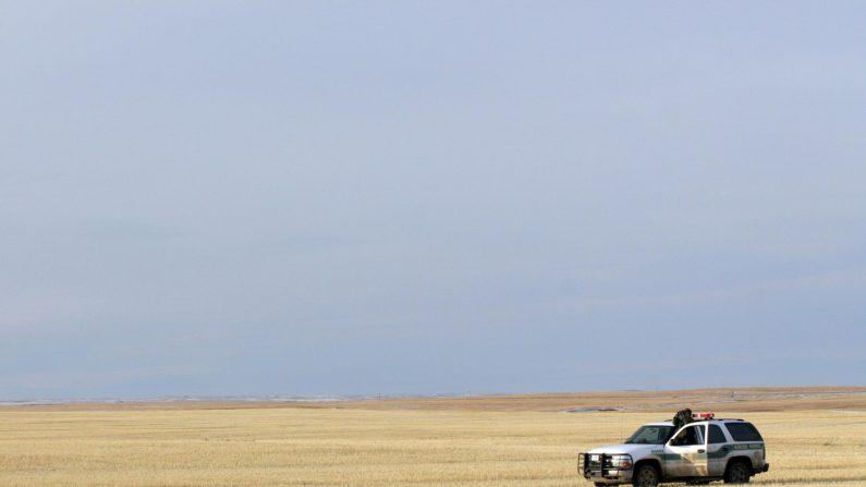 Patrulla Fronteriza de Estados Unidos en el Borde Sur con México. (Departamento de Protección del Borde Fronterizo)