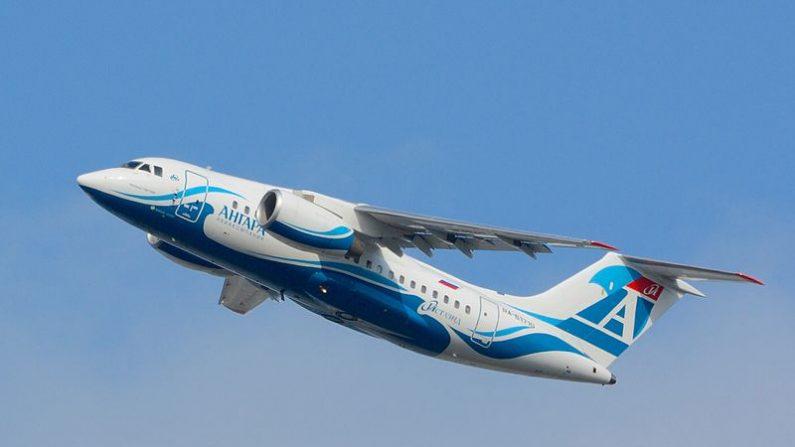 Pasajero de avión ruso filma momento en que su avión se incendia y se estrella. (Wikimedia Commons)