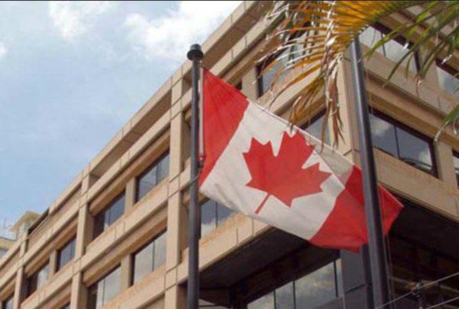 Embajada de Canadá en Venezuela cierra el 2 de junio de 2019.