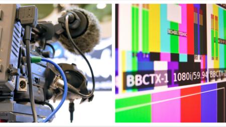 Primera transmisión 5G en vivo de la BBC falla luego de usar equipos Huawei