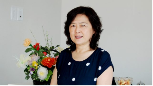 Amanda Jia, residente de Toronto y ciudadana canadiense, en una foto reciente. (Yi Ling/ La Gran Época)
