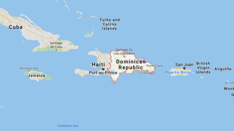 República Dominicana. (Google Maps)