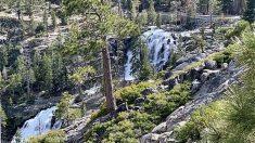 Mujer pierde la vida al querer tomarse un selfie cerca a una cascada