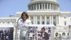 Nancy Pelosi insta a EE.UU. a incluir los derechos humanos en las negociaciones comerciales con China