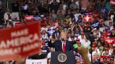 Galería de Fotos: Trump empieza su campaña 2020 en Orlando