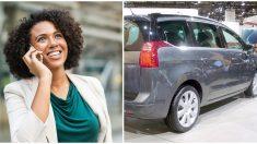Mujer que lloraba porque no podía pagar un auto sale de la concesionaria con uno gratis