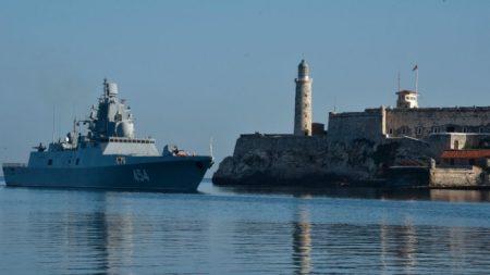 Putin envía flotilla militar a La Habana y avión ruso con carga militar aterriza en Caracas