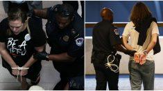 Pareja fue arrestada por abuso infantil después que camarera publicó su foto en las redes sociales