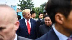 """Trump dice a Kim Jong Un que Joe Biden """"no es un perro rabioso"""""""
