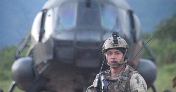 Foto ilustrativa de Fuerza Aérea de Perú.