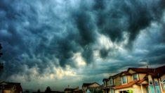 Captan extrañas nubes que presagian sismos antes del terremoto de 6,5 grados en Japón