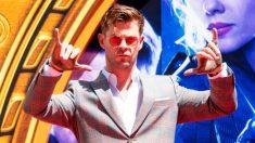 Chris Hemsworth anuncia que se aleja de Hollywood para pasar más tiempo con su esposa y sus hijos
