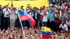 Guaidó llama a protestar durante la visita de Bachelet para que el régimen no oculte la crisis