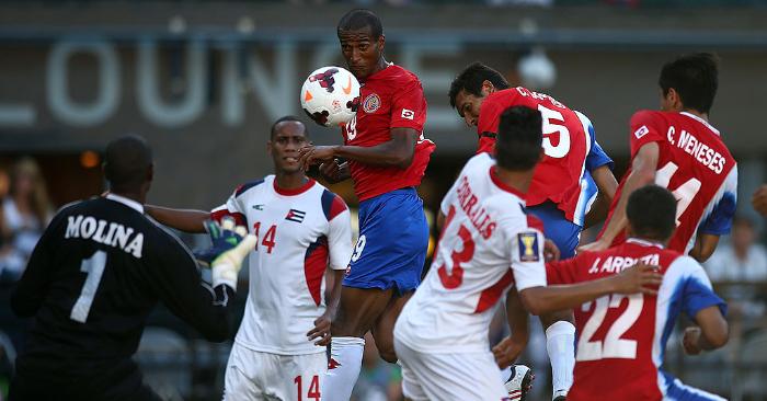 Foto de archivo de un partido entre Costa Rica y Cuba durante la Copa Oro de la CONCACAF 2013, en el Jeld-Wen Field de Portland, Oregón. (Foto de Jonathan Ferrey/Getty Images)