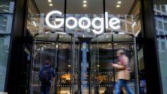 Google promueve discretamente su agenda política para evitar la reelección de Trump