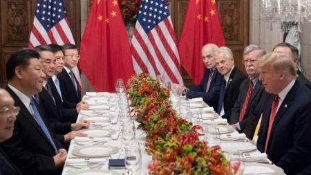 Beijing insinúa una postura dura para la próxima reunión de Trump y Xi en el G-20