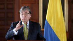 Protestas en Colombia fueron infiltradas por ELN y disidencias de FARC, dice ministro