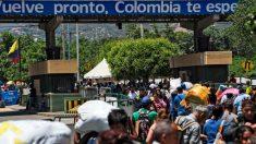 Reabren principales pasos fronterizos entre Colombia y Venezuela tras orden de Maduro