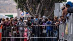 Aumentan las familias mexicanas que piden asilo en EE.UU. escapando de los cárteles de droga