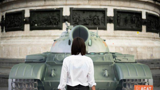 La UE insta a China a liberar a presos políticos en el aniversario de la masacre de Tiananmen