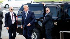 """Donald Trump confirma avances en negociaciones con México pero """"no suficientes"""""""