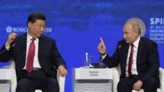 Putin dice que se quedará observando mientras se desarrolla la guerra comercial entre EE.UU. y China