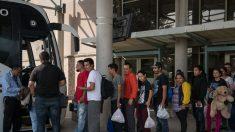 Crece número de migrantes devueltos de EE.UU. a México