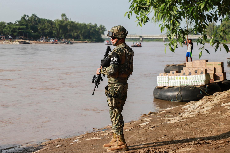 México toma acciones para asegurar su frontera sur