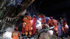 Terremoto en Sichuan, China, deja 12 muertos, un centenar de heridos y miles de edificios dañados