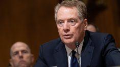 EE.UU. y China desean alcanzar un acuerdo comercial, dice el jefe de comercio de EE.UU.
