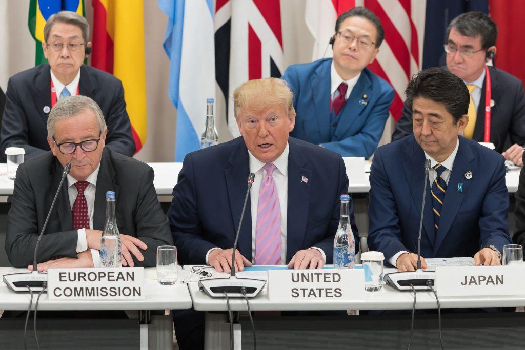 Trump y Bolsonaro renovaron compromiso con Venezuela