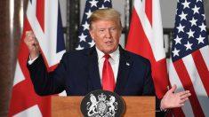Trump denuncia reporte falso del New York Times sobre el acuerdo con México