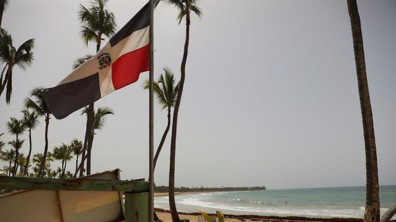 PUNTA CANA, REPÚBLICA DOMINICANA - 20 DE JUNIO: Entrada al complejo Excellence. El resort es donde, según los miembros de la familia, un turista murió inesperadamente después de enfermarse. (Foto de Joe Raedle/Getty Images)
