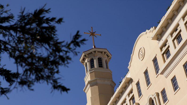 Sede de la Iglesia de Scientology en Clearwater, Florida, el 16 de enero de 2013. (Archivo/Getty Images)