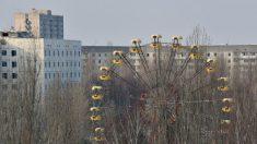 Conozca a la única niña nacida y criada en la zona de exclusión de Chernóbil