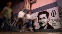 Orwell explica cómo los socialistas manipulan el lenguaje para cambiar la historia